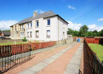 Thumbnail 3 bed flat for sale in Calder Road, Bellsquarry, Livingston