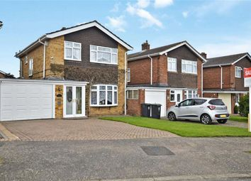 Thumbnail 3 bed link-detached house for sale in Higham View, North Weald, Epping