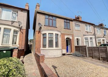 Thumbnail 3 bedroom end terrace house for sale in Rollason Road, Radford, Coventry, West Midlands