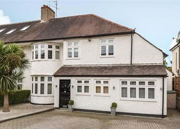 Thumbnail 4 bed property for sale in Copthall Gardens, London