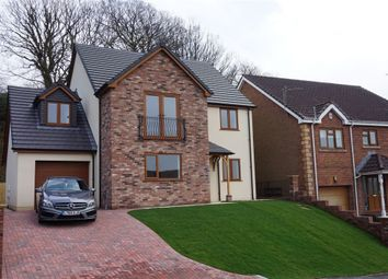 Thumbnail 5 bedroom detached house for sale in The Oaks, Cimla, Neath, West Glamorgan