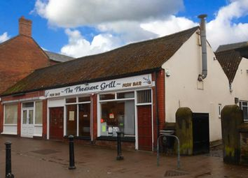 Thumbnail Retail premises for sale in 15 And 15A Queen Street, Market Drayton