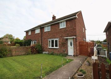 Thumbnail 3 bed semi-detached house to rent in Crossways, East Markham, Newark