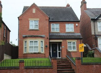 Thumbnail 4 bedroom detached house to rent in High Bank Road, Burton-On-Trent