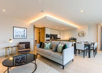 Thumbnail 2 bed flat to rent in Merano Residences, 30 Albert Embankment
