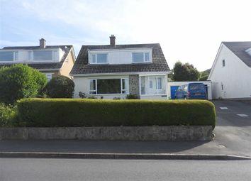 Thumbnail 3 bed detached bungalow for sale in Parc Y Plas, Aberporth, Cardigan