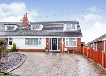 3 bed semi-detached bungalow for sale in Pinfold Lane, Norton Canes, Cannock WS11