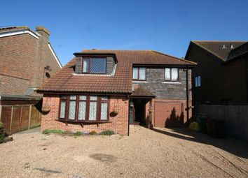 Thumbnail 4 bed detached house for sale in St. Davids Close, Eastbourne, East, Sussex
