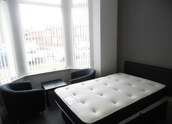 Thumbnail 8 bed shared accommodation to rent in Harley Street, Walton, Liverpool
