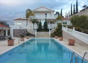 Thumbnail 5 bed villa for sale in Akrounda, Akrounta, Limassol, Cyprus