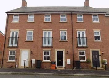Thumbnail 4 bedroom terraced house for sale in Wharncliffe Street, Swindon