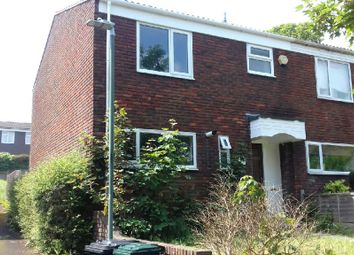 Thumbnail 3 bed semi-detached house to rent in Flint Close, Portslade, Brighton