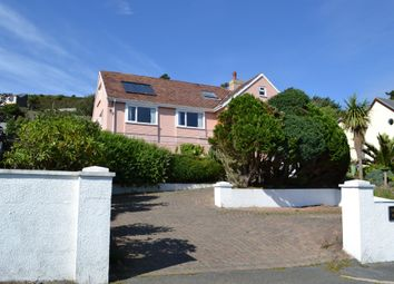 Thumbnail 5 bed bungalow for sale in Bradda West Road, Port Erin, Isle Of Man