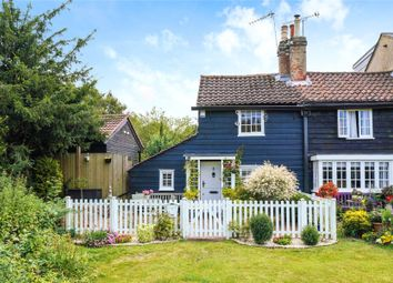 Thumbnail 1 bed end terrace house for sale in Yew Tree Cottage, Portsmouth Road, Esher, Surrey