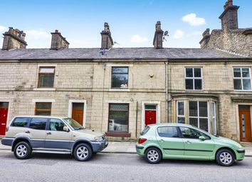 Thumbnail 3 bed terraced house for sale in Bolton Street, Ramsbottom, Bury, Greater Manchester