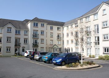 Thumbnail 2 bed flat for sale in Maple Court, Horn Cross Road, Plymstock, Plymouth