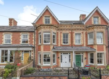 Thumbnail 5 bed terraced house for sale in Victoria Road Knighton, Powys LD7,