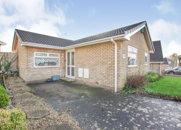 3 bed detached bungalow for sale in Keteringham Close, Sully, Penarth CF64