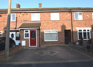 Thumbnail 2 bed terraced house for sale in Fullers Mead, Newhall, Harlow