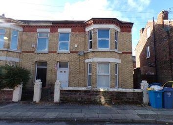 Thumbnail 6 bed terraced house for sale in Salisbury Road, Wavertree, Liverpool, Merseyside