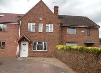 Thumbnail 3 bed terraced house to rent in The Approach, Leamington Spa