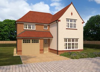 Thumbnail 4 bed detached house for sale in The Hedgerows, Wigan Road, Leyland