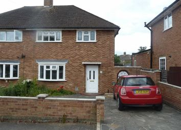 Thumbnail 3 bed semi-detached house to rent in Spring Close, Borehamwood