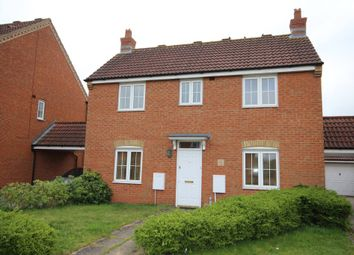 Thumbnail 3 bed detached house for sale in Summers Close, Clapham, Bedford
