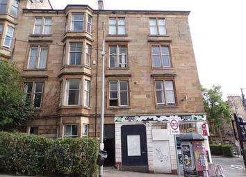 Thumbnail 3 bed flat to rent in Gibson Street, Glasgow