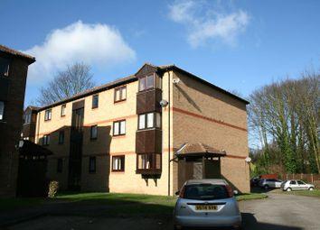 Thumbnail 2 bed flat to rent in Rushdon Close, Gidea Park, Romford