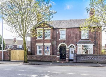 Thumbnail 4 bed semi-detached house for sale in High Lane, Stoke-On-Trent