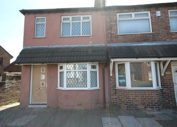Thumbnail 2 bedroom terraced house to rent in Hammond Street, St Helens