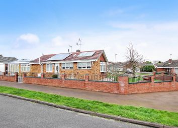 Thumbnail 3 bed detached bungalow for sale in Upper Grange Crescent, Caister-On-Sea, Great Yarmouth