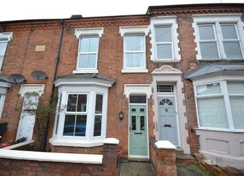 Thumbnail 3 bed terraced house to rent in Rutland Avenue, Aylestone, Leicester, Leicestershire