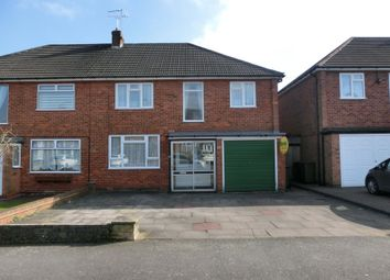 Thumbnail 3 bed semi-detached house for sale in Lee Road, Hollywood, Birmingham