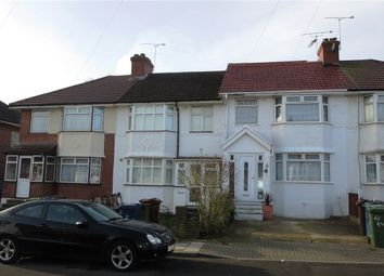 Thumbnail 3 bed terraced house to rent in Dale Avenue, Edgware