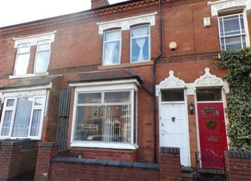 Thumbnail 3 bedroom terraced house for sale in Fashoda Road, Selly Park, Birmingham, West Midlands