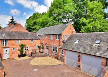 Thumbnail 5 bed barn conversion for sale in Cropston Road, Cropston, Leicester