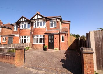 Thumbnail 4 bed semi-detached house for sale in St. Georges Crescent, Timperley, Altrincham
