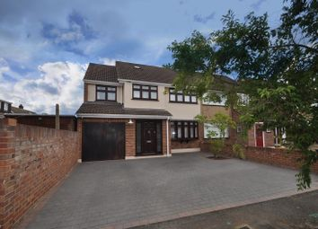 4 bed semi-detached house for sale in Cornwall Close, Hornchurch, Essex RM11