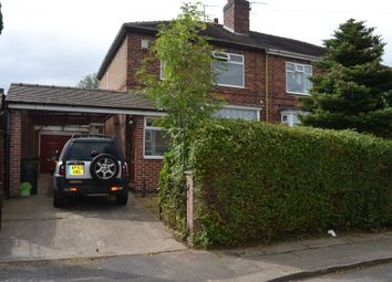Thumbnail 3 bed semi-detached house for sale in 51 Vernon Road, Rotherham