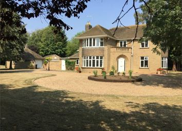 Thumbnail 5 bed detached house for sale in Bourne Road, Langtoft, Peterborough, Lincolnshire