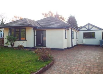 Thumbnail 3 bed bungalow to rent in Stanneylands Drive, Wilmslow