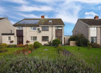 Thumbnail 3 bed semi-detached house for sale in The Glebe, Gavinton