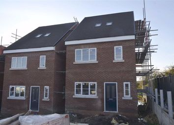 Thumbnail 4 bed detached house for sale in Birchwood Lane, Somercotes, Alfreton