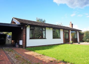 Thumbnail 3 bed detached bungalow for sale in Canadian Avenue, Hoole