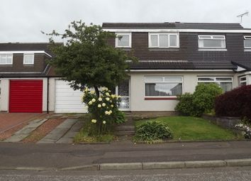 Thumbnail 3 bed semi-detached house to rent in Westerglen Road, Falkirk