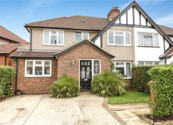 Thumbnail 5 bed semi-detached house for sale in Silver Close, Harrow, Middlesex