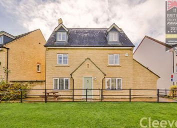 Thumbnail 5 bed detached house for sale in Butterfield Court, Bishops Cleeve, Cheltenham