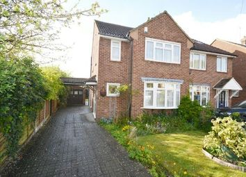 Thumbnail 3 bed semi-detached house for sale in Woodberry Down, Epping